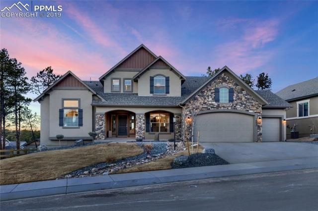 1605 Summerglow Lane, Monument, CO 80132 (#5142007) :: Colorado Home Finder Realty