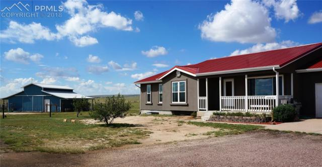 29850 Big Springs Road, Calhan, CO 80808 (#5186434) :: Jason Daniels & Associates at RE/MAX Millennium