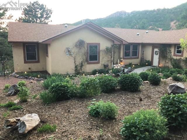 378 N Kathy Lane, Colorado Springs, CO 80926 (#5257090) :: Fisk Team, RE/MAX Properties, Inc.
