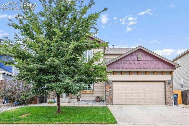 7984 Pinfeather Drive, Fountain, CO 80817 (#5310295) :: Action Team Realty