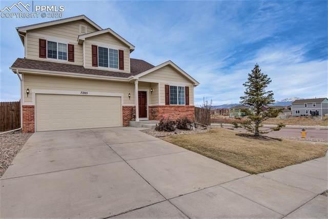 7205 Pearly Heath Road, Colorado Springs, CO 80908 (#5313467) :: The Kibler Group