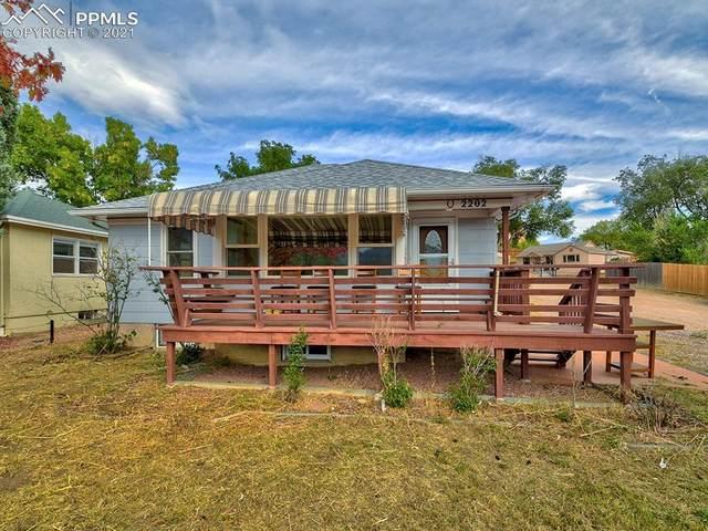 2202 W Uintah Street, Colorado Springs, CO 80904 (#5319075) :: Compass Colorado Realty