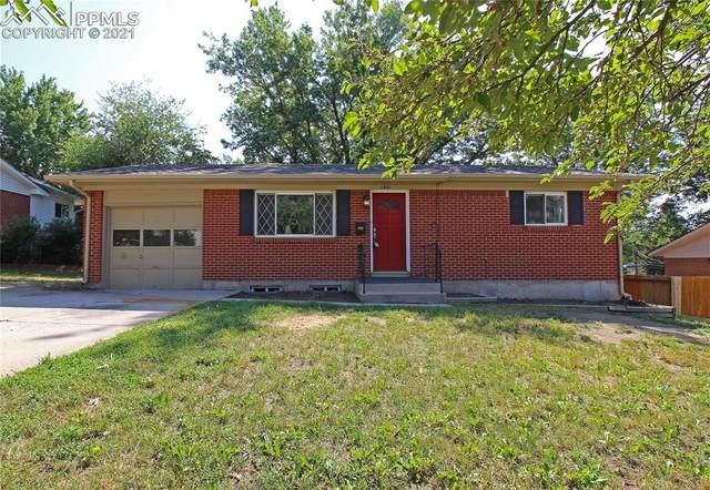 1401 Bates Drive, Colorado Springs, CO 80909 (#5339489) :: Dream Big Home Team | Keller Williams