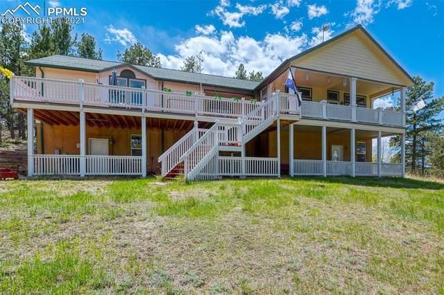 45 Empire Road, Florissant, CO 80816 (#5375552) :: 8z Real Estate