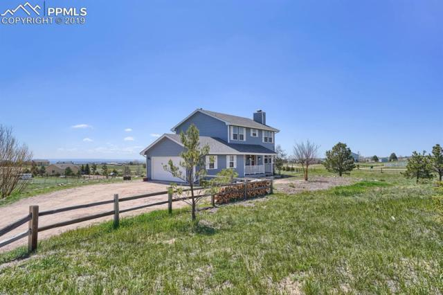 13225 California Trail Court, Elbert, CO 80106 (#5439918) :: Action Team Realty