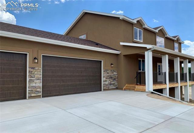 606 Pioneer Haven Point, Palmer Lake, CO 80133 (#5504355) :: Tommy Daly Home Team