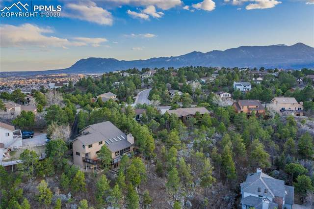 1030 Point Of The Pines Drive, Colorado Springs, CO 80919 (#5530802) :: Colorado Home Finder Realty