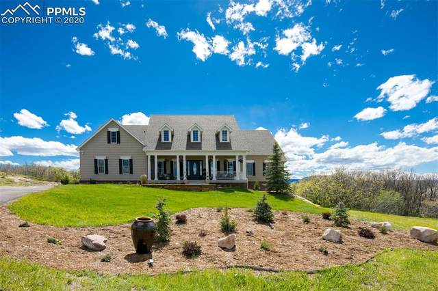 750 Bold Sun Circle, Castle Rock, CO 80104 (#5571886) :: Tommy Daly Home Team