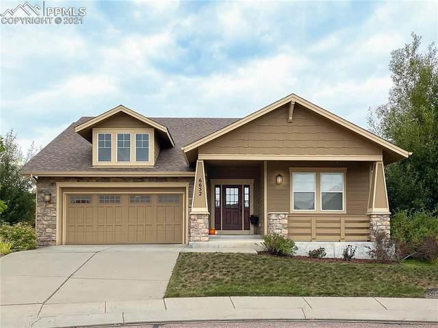 6652 Big Leaf Lane, Colorado Springs, CO 80927 (#5589891) :: Simental Homes   The Cutting Edge, Realtors