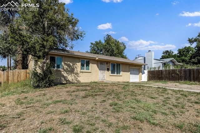 2702 E Bijou Street, Colorado Springs, CO 80909 (#5667932) :: Tommy Daly Home Team