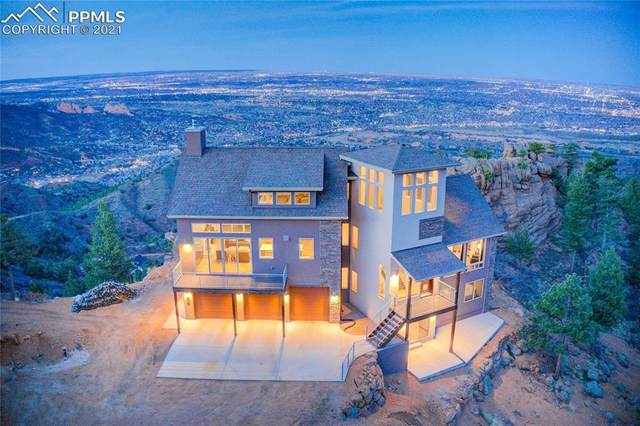 645 Sugarloaf Summit Road, Manitou Springs, CO 80829 (#5677868) :: Action Team Realty