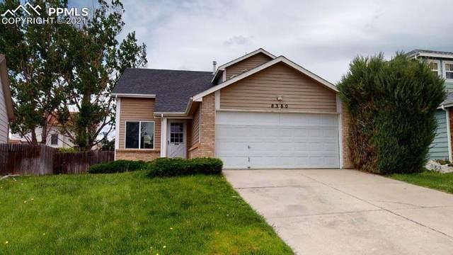 8380 Wilmington Drive, Colorado Springs, CO 80920 (#5683122) :: The Kibler Group
