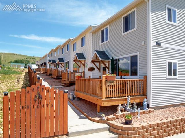 424 W Golden Avenue B, Cripple Creek, CO 80813 (#5786236) :: 8z Real Estate