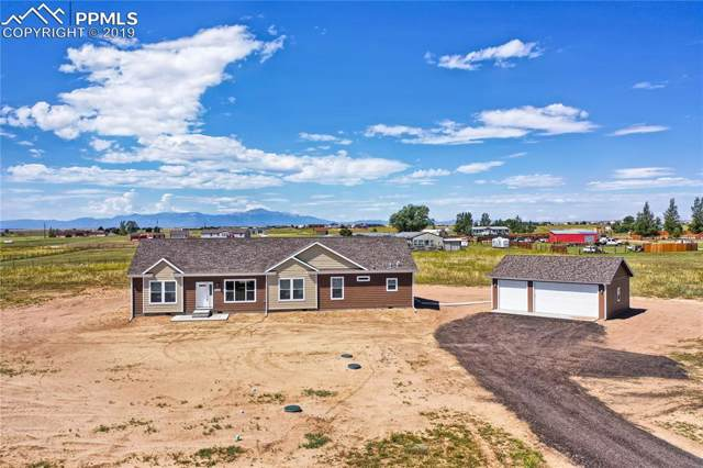 842 Spotted Owl Way, Calhan, CO 80808 (#5806131) :: The Kibler Group