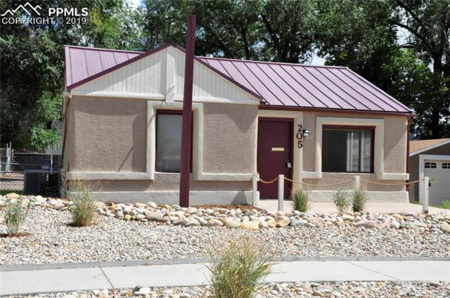 205 Bonfoy Avenue, Colorado Springs, CO 80909 (#5827371) :: The Peak Properties Group