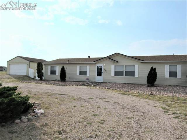 14962 Clifford Drive, Peyton, CO 80831 (#5906943) :: Tommy Daly Home Team