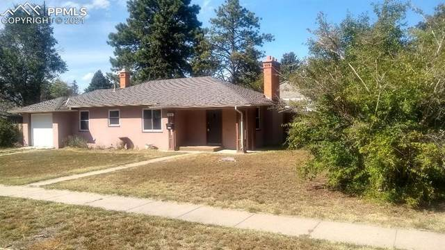 1626 E Cache La Poudre Street, Colorado Springs, CO 80909 (#6035085) :: Venterra Real Estate LLC
