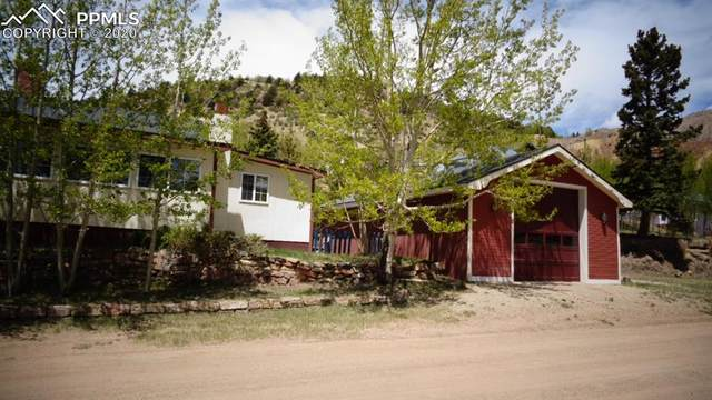 215 N Fifth Street, Victor, CO 80860 (#6078605) :: The Treasure Davis Team