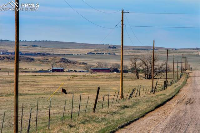 0 Soapweed Road, Calhan, CO 80808 (#6085818) :: The Treasure Davis Team | eXp Realty