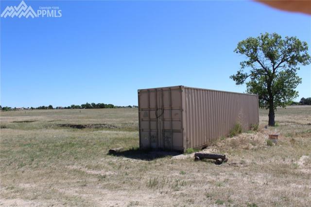 6735 Chief Road, Peyton, CO 80831 (#6203965) :: Jason Daniels & Associates at RE/MAX Millennium