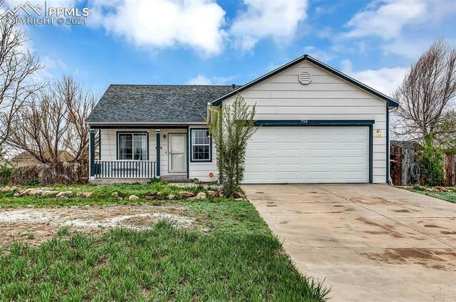 799 Progress Drive, Fountain, CO 80817 (#6220538) :: Tommy Daly Home Team