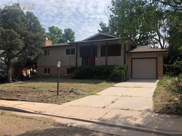 37 N Ely Street, Colorado Springs, CO 80911 (#6221942) :: The Dixon Group