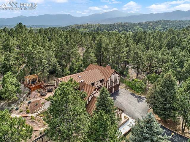 14 Woodmen Lane, Colorado Springs, CO 80919 (#6223642) :: Tommy Daly Home Team
