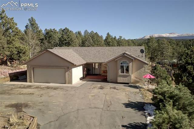 400 Banner Trail, Florissant, CO 80816 (#6259235) :: Action Team Realty
