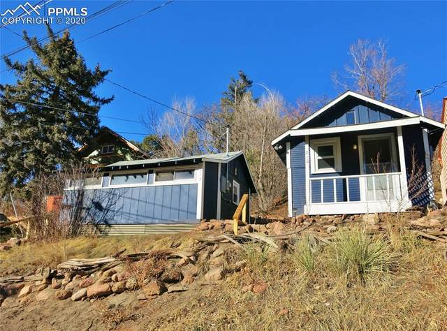 210 Pilot Knob Avenue, Manitou Springs, CO 80829 (#6312458) :: Colorado Home Finder Realty