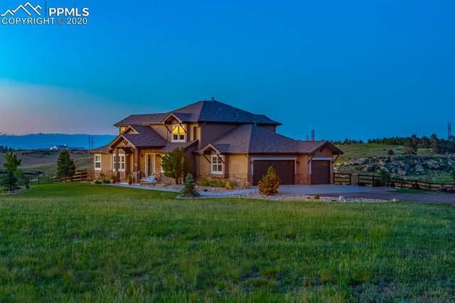 11065 Cave Spring Road, Franktown, CO 80016 (#6365524) :: 8z Real Estate