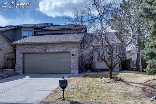 2814 Tenderfoot Hill Street, Colorado Springs, CO 80906 (#6436296) :: The Gold Medal Team with RE/MAX Properties, Inc