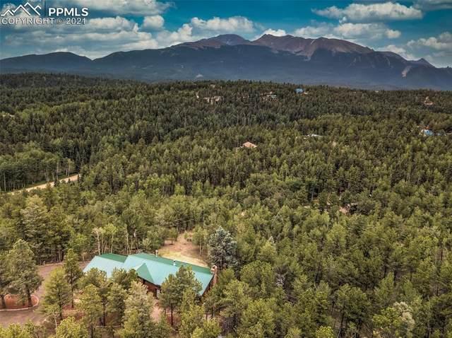 166 Elk Lane, Woodland Park, CO 80863 (#6449678) :: Venterra Real Estate LLC