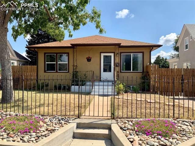 2823 N Cascade Avenue, Colorado Springs, CO 80907 (#6489149) :: Action Team Realty
