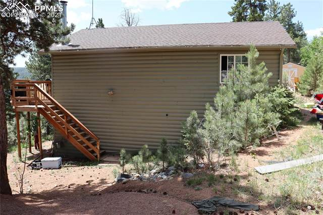 78 Rainbow Court, Divide, CO 80814 (#6542104) :: Action Team Realty