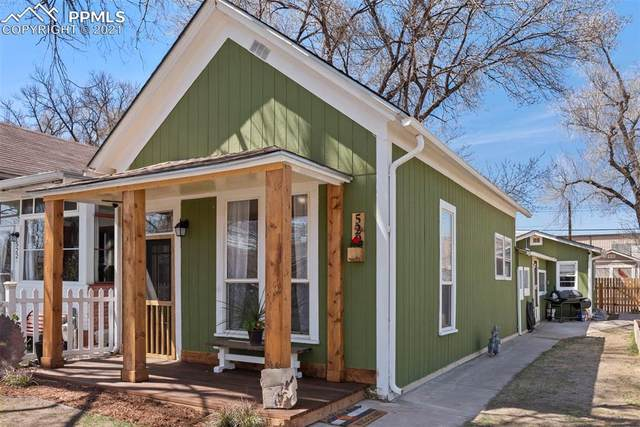 520 S Twenty Sixth Street, Colorado Springs, CO 80904 (#6614646) :: The Harling Team @ HomeSmart