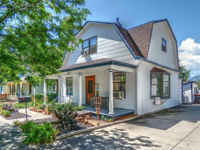 1707 W Vermijo Avenue, Colorado Springs, CO 80904 (#6688484) :: Jason Daniels & Associates at RE/MAX Millennium