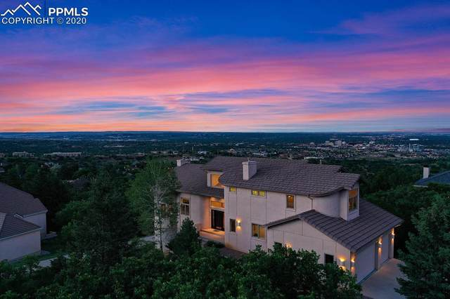 549 Vista Grande Drive, Colorado Springs, CO 80906 (#6705865) :: CC Signature Group