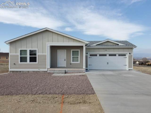 296 W Harmony Drive, Pueblo West, CO 81007 (#6769619) :: The Treasure Davis Team   eXp Realty