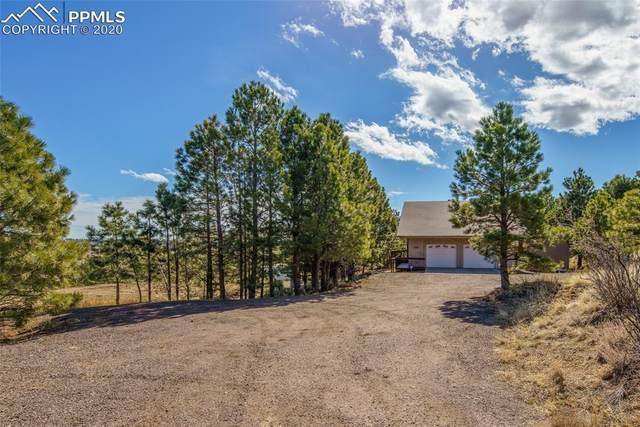 5415 Diamond Bar Lane, Colorado Springs, CO 80915 (#6776044) :: Tommy Daly Home Team