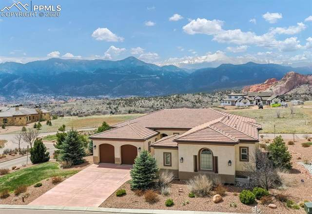 2912 Cathedral Park View, Colorado Springs, CO 80904 (#6789065) :: Action Team Realty