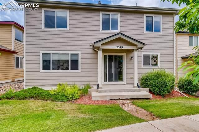 11549 Black Maple Lane, Colorado Springs, CO 80921 (#6950529) :: Finch & Gable Real Estate Co.