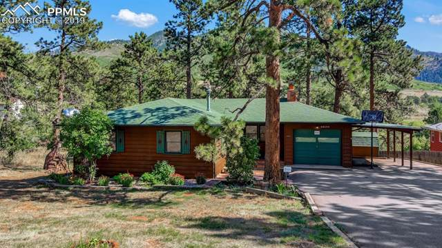 9820 Fountain Road, Cascade, CO 80809 (#6961578) :: The Peak Properties Group