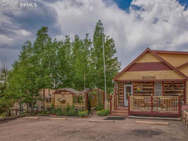 415 Main Street, Cripple Creek, CO 80813 (#7032305) :: Fisk Team, RE/MAX Properties, Inc.