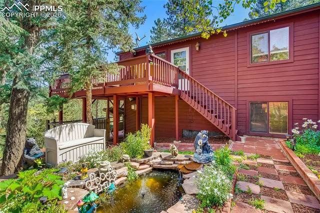 555 Wisp Creek Drive, Bailey, CO 80421 (#7083247) :: Action Team Realty