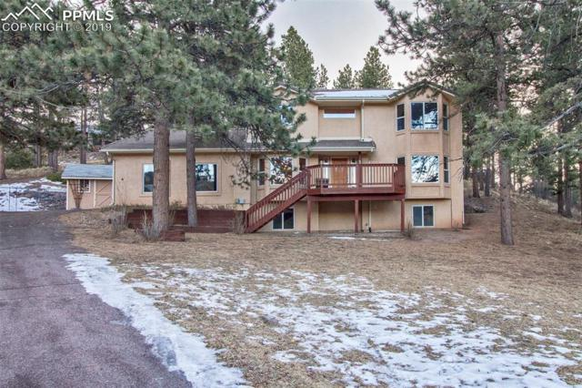 635 Sun Valley Drive, Woodland Park, CO 80863 (#7133767) :: Action Team Realty