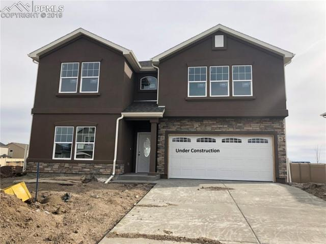 10847 Hidden Prairie Parkway, Fountain, CO 80817 (#7167559) :: Jason Daniels & Associates at RE/MAX Millennium