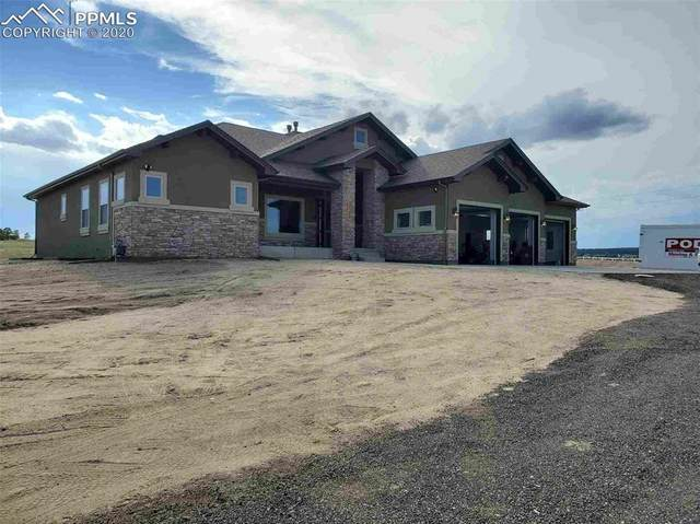 13790 Irish Hunter Trail, Elbert, CO 80106 (#7169954) :: Tommy Daly Home Team