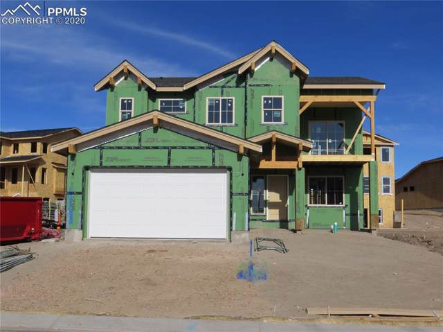 10163 Hannaway Drive, Colorado Springs, CO 80924 (#7182523) :: The Dixon Group