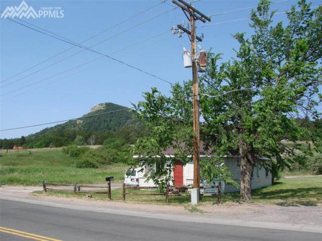 9191 Spruce Mountain Road, Larkspur, CO 80118 (#7189297) :: 8z Real Estate