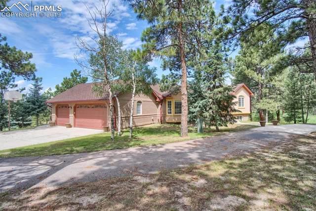 18510 Woodhaven Drive, Colorado Springs, CO 80908 (#7215654) :: The Treasure Davis Team